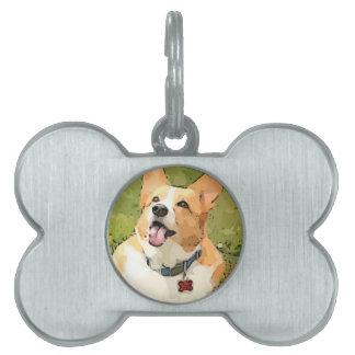 Charlie Pet ID Tag