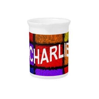 CHARLIE PITCHER