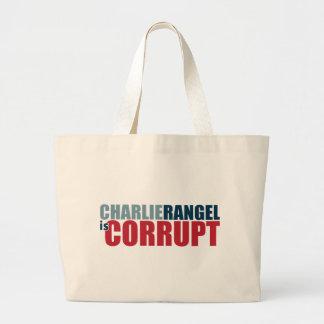 Charlie Rangel is Corrupt Tote Bag