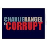 Charlie Rangel is Corrupt Cards