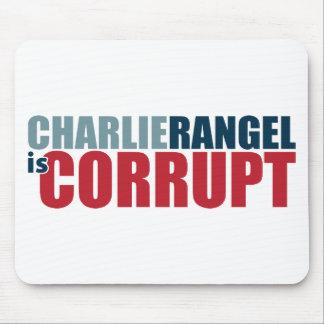 Charlie Rangel is Corrupt Mousepads