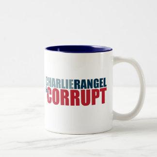 Charlie Rangel is Corrupt Coffee Mugs