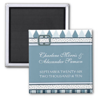 Charlie Save the Date Magnet