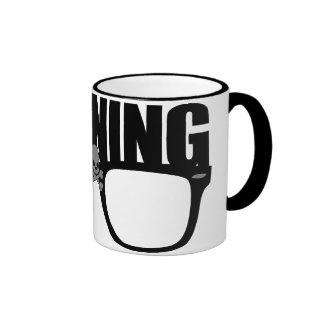 Charlie Sheen Winning Ringer Coffee Mug