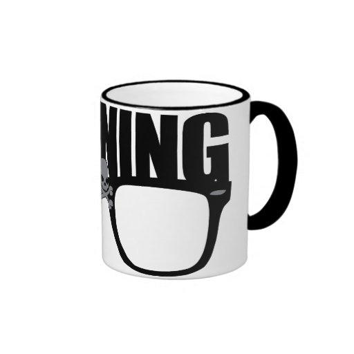 Charlie Sheen Winning Mugs
