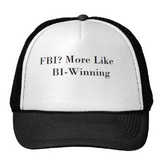 Charlie Sheenism Trucker Hat