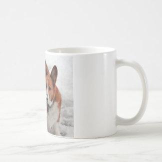 Charlie Snow Snout Coffee Mug
