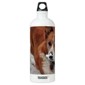 Charlie Snow Snout Water Bottle