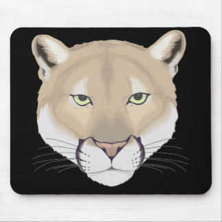 Charlie the Cougar Mouse Pad