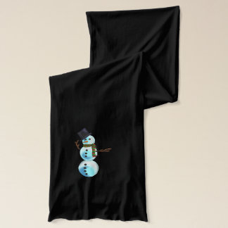 Charlie the Snow Guy Scarf