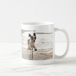 Charlie The Springer! Classic White Coffee Mug