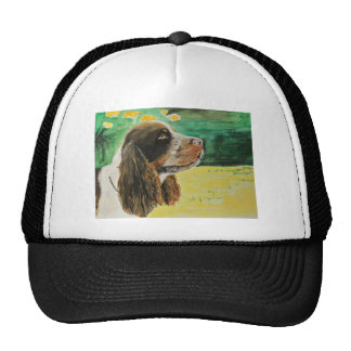 Charlie The Springer Trucker Hat