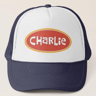CHARLIE Trucker Hat
