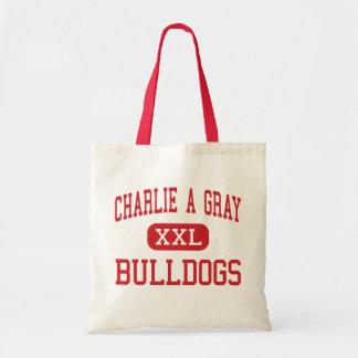 Charlie un gris - dogos - centro - Moultrie Bolsa
