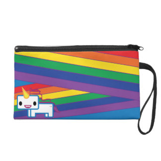 Charlie unicorn! wristlet purses