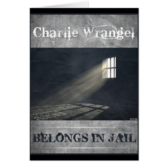 Charlie Wrangel Card