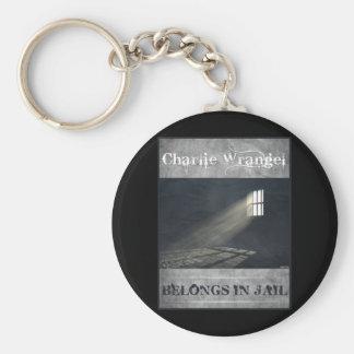 Charlie Wrangel Keychain