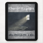 Charlie Wrangel Mouse Pads