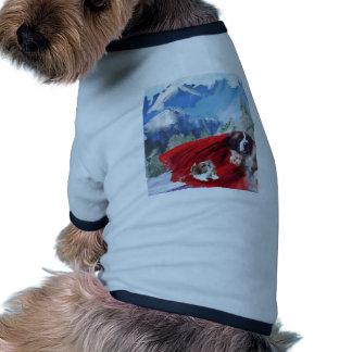 Charlie y albert camisa de perrito