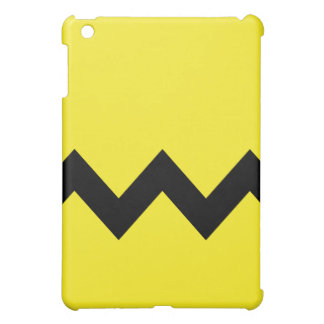 Charlie Zig Zag iPad Mini Cover