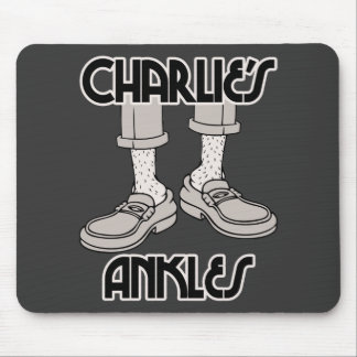Charlie's Ankles Mouse Pad