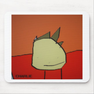 Charlie's Art Mouse Pad