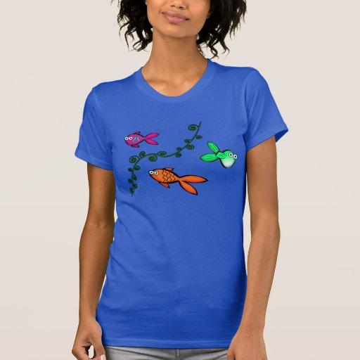 Charlie's Fishies T-Shirt