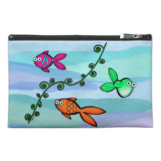 Charlie's Fishies Travel Accessory Bag