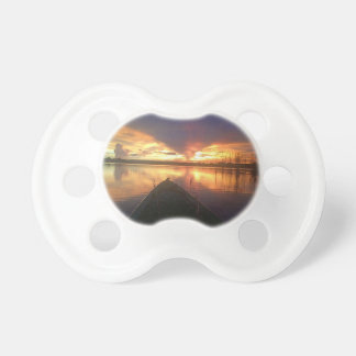 Charlie's Pond Pacifier