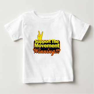 Charlie's World Baby T-Shirt