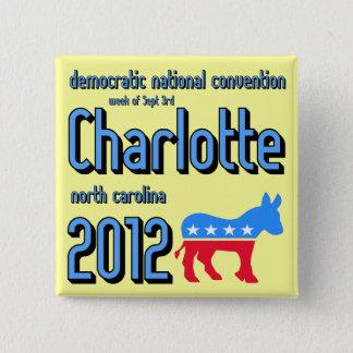 Charlotte 2012 button