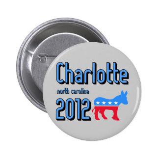 Charlotte 2012 pin
