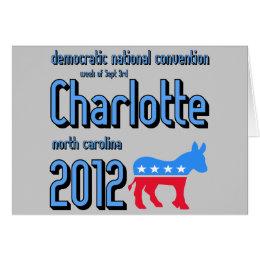 Charlotte 2012 card