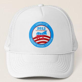 Charlotte 2012 Democrat Convention Trucker Hat