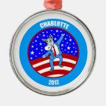 Charlotte 2012 DNC Adornos