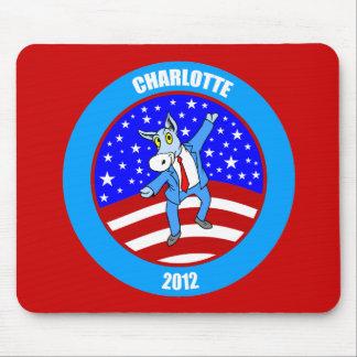 Charlotte 2012 DNC Mousepad