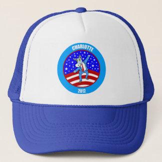 Charlotte 2012 DNC Trucker Hat