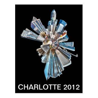 Charlotte 2012 postal