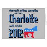 Charlotte 2012 tarjeta