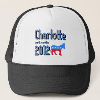 Charlotte 2012 trucker hat