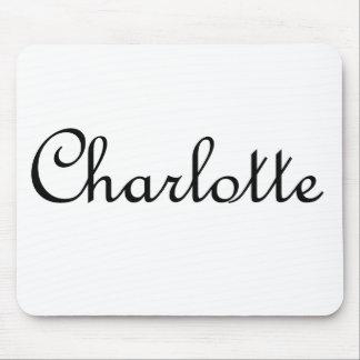 Charlotte Alfombrillas De Ratón