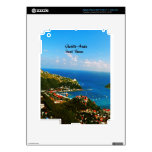 Charlotte-Amalie St Thomas Pegatina Skin Para iPad 3