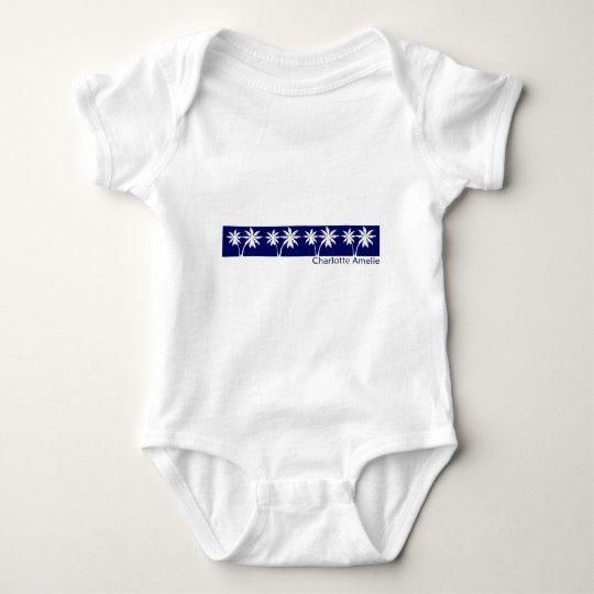 Charlotte Amelie, U.S.V.I. Baby Bodysuit