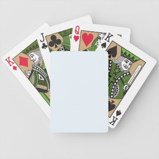 Charlotte Blue - Baby Princess Blue Bicycle Playing Cards
