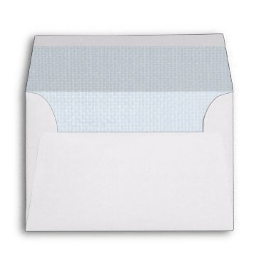 honor_and_obey Charlotte Blue-Baby Princess Blue-Burlap Envelope