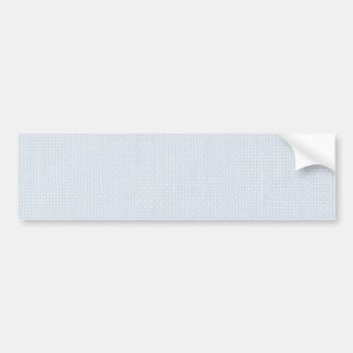 Charlotte Blue-Baby Princess Blue-Burlap Pillows Car Bumper Sticker