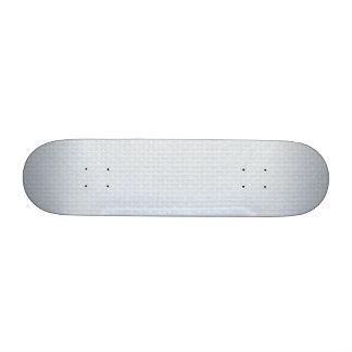 Charlotte Blue-Baby Princess Blue-Burlap Custom Skate Board