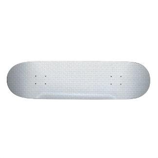 Charlotte Blue-Baby Princess Blue-Burlap Skateboard Deck