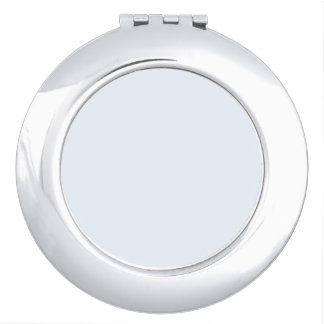 Charlotte Blue - Baby Princess Blue Compact Mirror