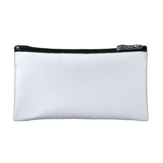 Charlotte Blue - Baby Princess Blue Cosmetic Bag